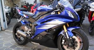 yamaha r6 blu edition perfetta