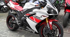 yamaha r1 2007 akrapovic yec irc faster geartech led kit full full