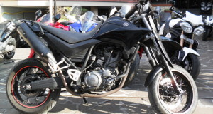 "yamaha xt 660 ""black edition"""