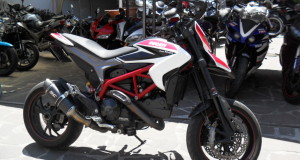 ducati hypermotard 821 SP 2013
