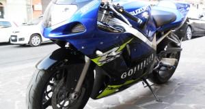 suzuki gsxr 600 2001 bellissima