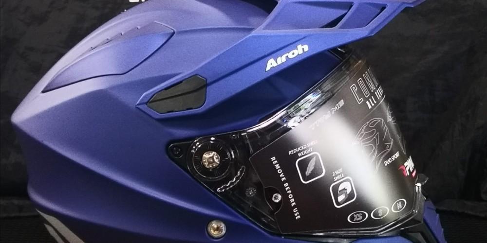 CASCO INTEGRALE AIROH COMMANDER ON OFF | Lucca Moto sport s.r.l.