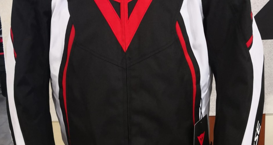 GIACCA DAINESE AVRO-D2 ROSSA