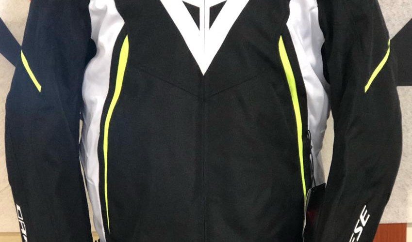 GIACCA DAINESE AVRO-D2 FLUO