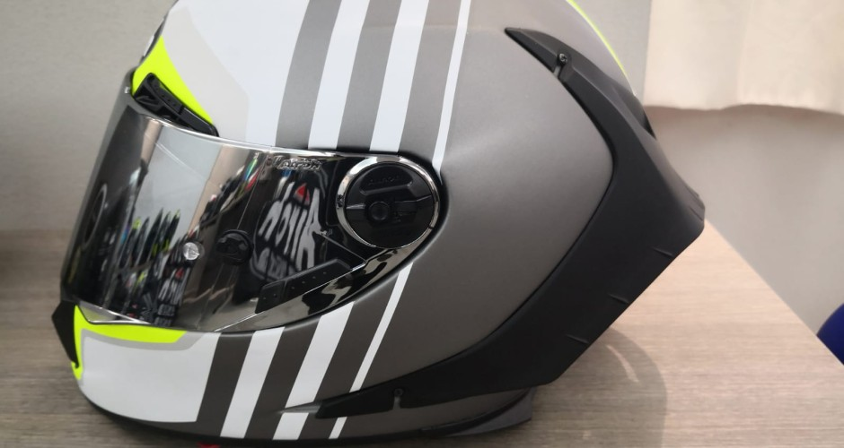 CASCO INTEGRALE AIROH GP550S
