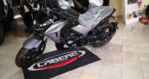 MOTO SYM NHX 125