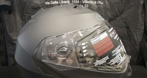 CASCO CABERG DUKE NERO MATT
