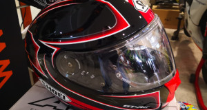 CASCO INTEGRALE SHOEI GT AIR
