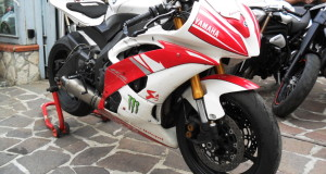 r6 pista demolizione targhe costo ZERO FULL ohlins sbk ready to race
