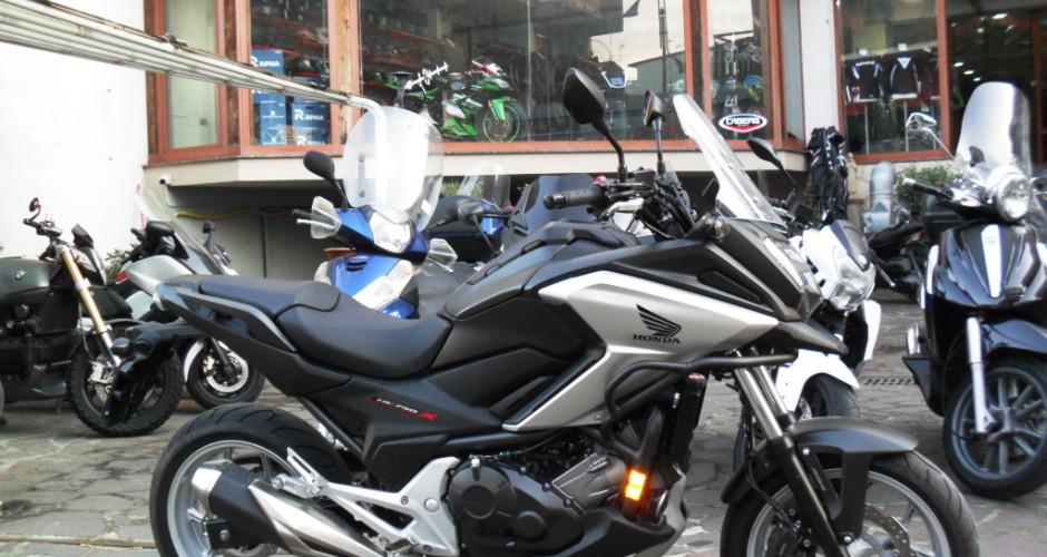 HONDA NC 750 X ABS 12\2017 FULL OPTIONAL GARANZIA