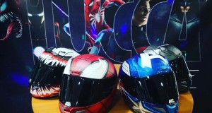 CASCO HJC MARVEL E DC COMICS