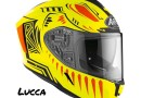 CASCO AIROH SPARK VIBE YELLOW FLUO MATT