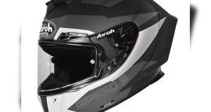 CASCO AIROH GP 550S VEKTOR BLACK MATT