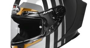 CASCO AIROH GP 550S SKYLINE GOLD