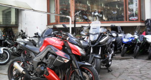 kawasaki z1000 2014 1 proprietario arrow bitubo accossato barracuda
