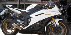 yamaha r6 white edition scarico ixil ergal leve dekat