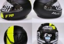 CASCO INTEGRALE HJC F70 MAGO MC4HSF