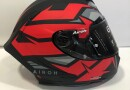 CASCO AIROH GP550S WANDER RED MATT 2021