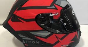 CASCO AIROH GP550S WANDER RED MATT 2021
