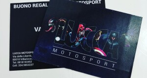 GIFT CARD LUCCA MOTOSPORT
