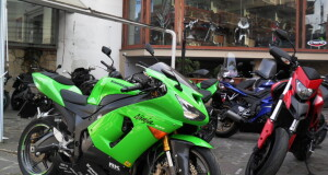 kawasaki zx6r ninja 636 2006 green lime edition
