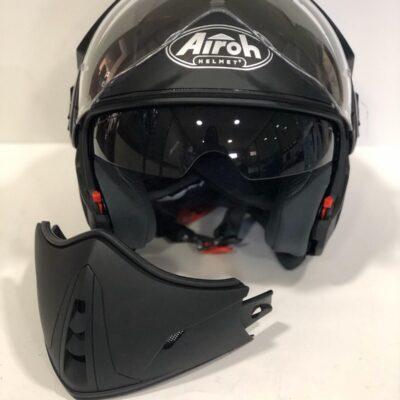 Airoh J-106 Color Nero Matt
