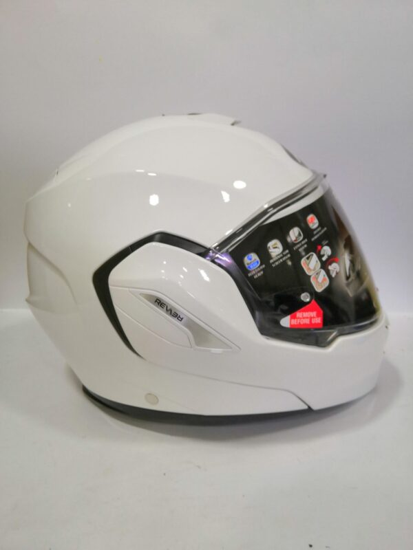 Airoh Rev-19 Color Bianco