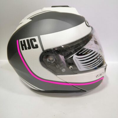 HJC I90 Davan Nero/Bianco/Rosa