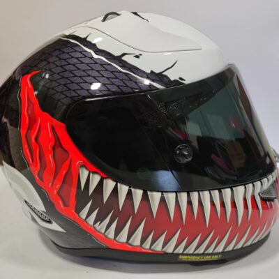 HJC RPHA11 Marvel Venom I Limited Edition