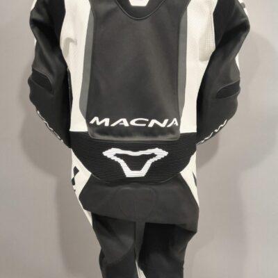 Tuta da racing MACNA Hyper Bianca
