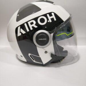 Airoh Helios Up Bianco Gloss